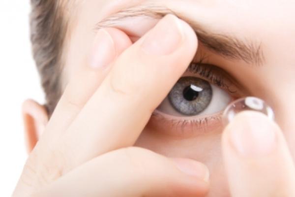 conatct lenses