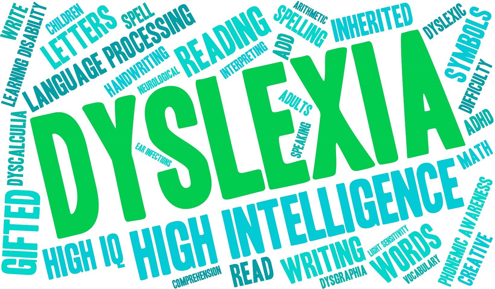 Say Dyslexia
