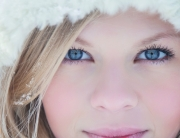 winter eyes